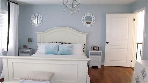 light french blue paint small guest bedroom decorating ideas light french grey