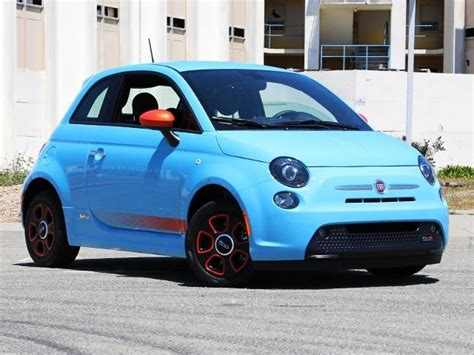 Government By Fiat by 2016 Fiat 500e Review A Exle Of Why The