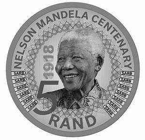 New coin and banknotes for Mandela's 100th birthday