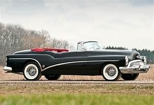 1953 Buick Roadmaster Skylark - specifications, photo