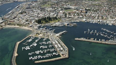 Parking At Fishing Boat Harbour Fremantle by Fremantle Fishing Boat Harbour Waterfront Design