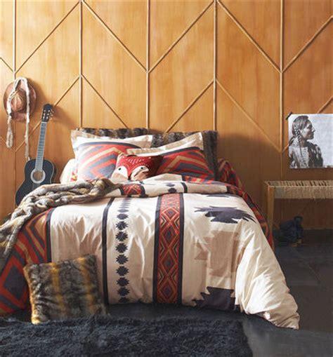 fabriquer chambre de culture déco chambre amerindienne