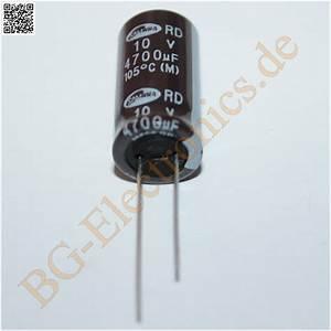 Schaltkreise Berechnen : 5 x 4700 f 4700uf 10v 105 rm5 elko kondensator capacitor ~ Themetempest.com Abrechnung