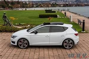 Seat Leon Blanche : essai seat leon cupra 280 la formidable perturbatrice wheels and ~ Gottalentnigeria.com Avis de Voitures