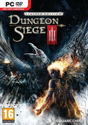 dungeon siege 3 torrent ilcorsaronero info dungeon siege iii multi5 pcdvd