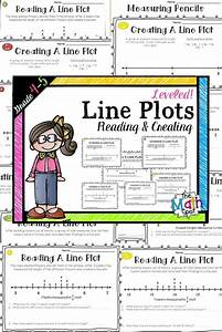 Line Plots: Reading and Creating | Worksheets, Math and ...