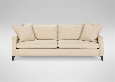 Loveseat Sectional Sofa by Sofa Sofas Loveseats Ethan Allen