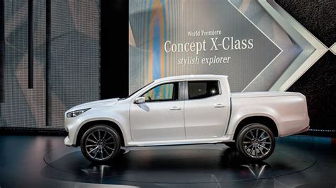 mercedes  class truck price usa concept pickup