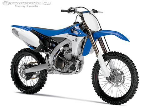 2012 Yamaha Dirt Bike Models Photos