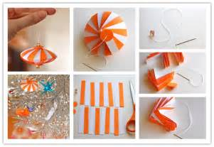 Origami Ornaments Christmas