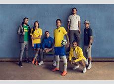 Nike Football công bố trang phục của đội tuyển Brazil tại