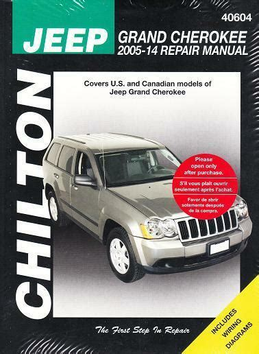 free service manuals online 2007 jeep grand cherokee free book repair manuals 2005 2011 2012 2013 2014 jeep grand cherokee chilton repair service manual 22525 1563928345 ebay