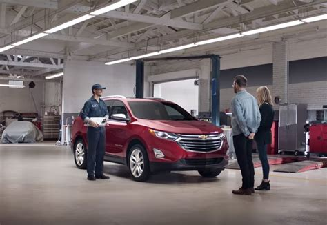 chevy ad surprises collision shop customers