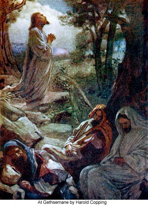 jesus in the garden of gethsemane in gethsemane paper 182 the urantia book