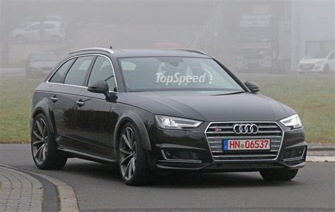 2017 Audi Rs4 Avant  Picture 653385  Car Review @ Top Speed