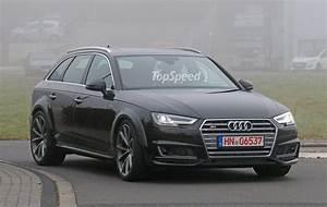 Audi Rs 4 : 2017 audi rs4 avant picture 653385 car review top speed ~ Melissatoandfro.com Idées de Décoration