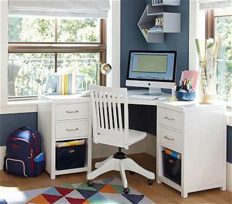 everett modular corner desk pottery barn