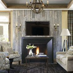 home dzine diy reclaimed style reclaimed wood fireplace pallet wall fireplace for the home wall
