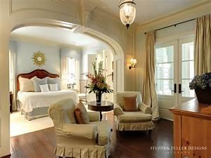 Master bedroom sitting room decorating ideas, neutral ...