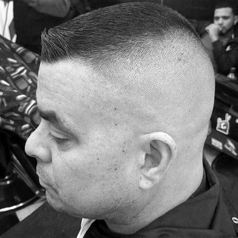high tight haircut men masculine commanding style