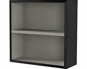 Regal Schwarz Hochglanz : regal 40x40x15 cm schwarz hochglanz kaufen bei ~ Markanthonyermac.com Haus und Dekorationen