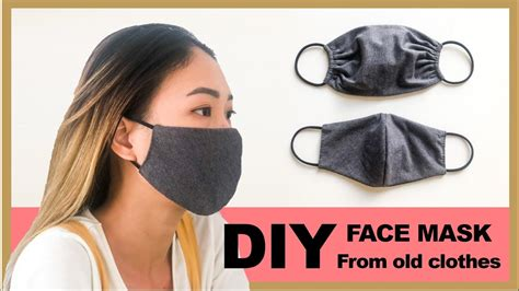 diy face mask   clothes   ways washable