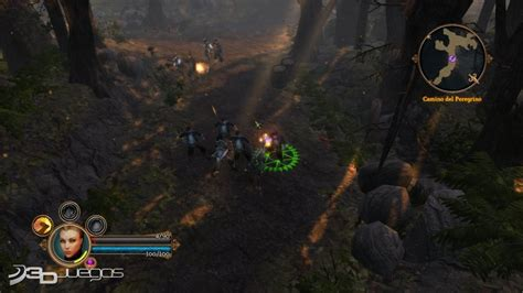 influence dungeon siege 3 dungeon siege iii para ps3 3djuegos