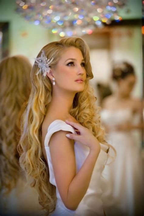 30 tremendous bridal hairstyles for long hair slodive