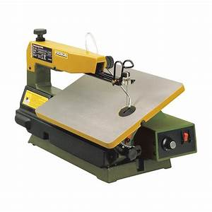 Shop Proxxon 1 6 Amp Variable Speed Scroll Saw at Lowes com