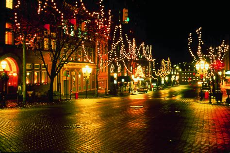 christmas city pictures hd wallpapers pulse