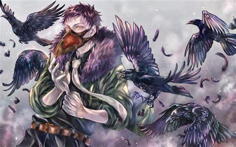 wallpapers kai chisaki crows boku  hero