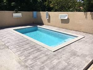 Piscine Enterrée Coque : piscine coque 6 par 3 piscine polyester 6 x 3 neptune ~ Melissatoandfro.com Idées de Décoration