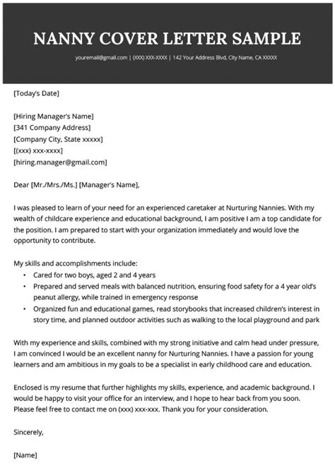 Get Our Image of Resignation Letter As Caregiver for Free | Cover letter sample, Cover letter