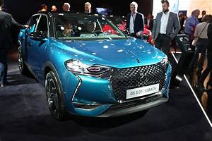 Ds 3 Crossback : 2019 ds 3 crossback french luxury crossover debuts with ev option ~ Medecine-chirurgie-esthetiques.com Avis de Voitures