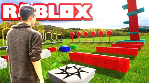 Download Video Real Life Roblox Obby