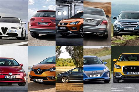 The Top 10 Safest Cars According To Thatcham