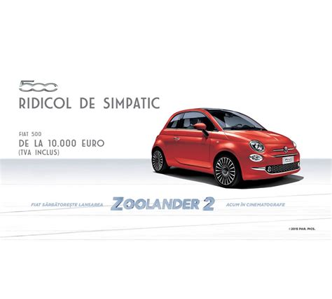 Fiat Romania by Promoții Fiat Romania