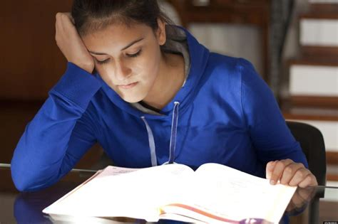 The Spud  New Study Shows The Health Concerns Of Excessive Homework