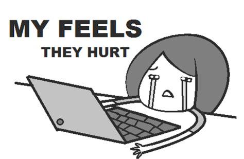 The Feels Meme - crying memes tumblr image memes at relatably com