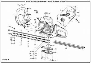 34 Ryobi Trimmer Parts Diagram