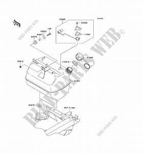 Kawasaki Mule 610 Parts Diagram