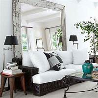 living room mirrors 38 Small yet super cozy living room designs