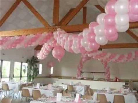 decoration ballon anniversaire rabat youtube