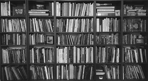 books black and white wallpaper bruno dayan my library