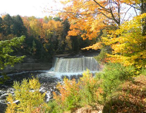 newberry michigan fall color   fall color reports