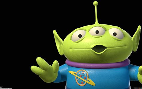 toy story aliens  eyes