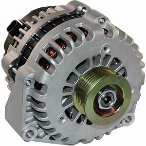 High Output Alternator Fits Chevy Gmc Chevrolet Gm 200amp