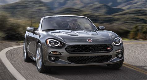 2019 Fiat Spider by 2019 Fiat 124 Spider Configurations Fiat Review Release
