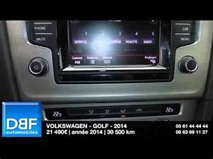 Fap Golf 5 : annonce occasion volkswagen golf 1 6 tdi 105 fap bluemotion technology confortline dsg 5 2014 ~ Melissatoandfro.com Idées de Décoration
