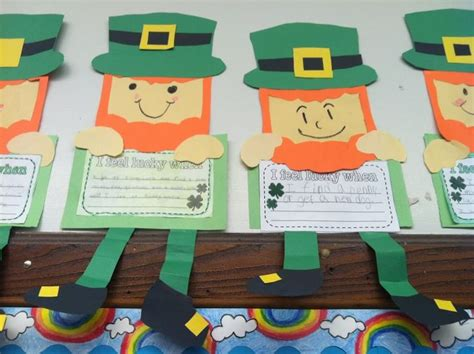 46 Best Images About St. Patrick's Day Projects And